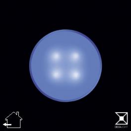 HELA R TRIMLESS BLUE